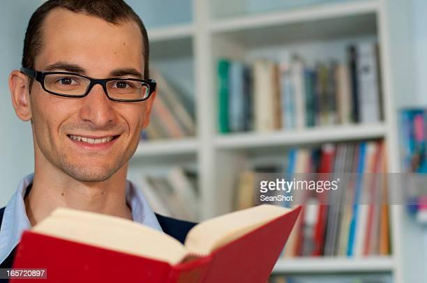 Männliche Student Portrait