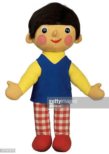 male stuffed cloth doll