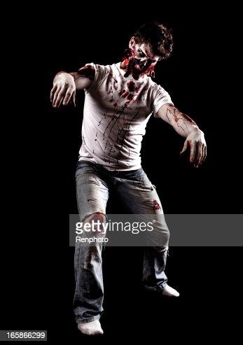 Male Zombie Walking