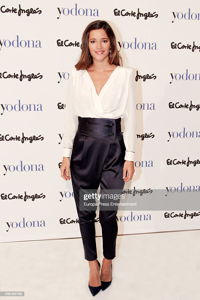 Malena Costa attends the 'Yo Dona Beauty Awards' 2014 ceremony on October 30 2014 in Madrid Spain