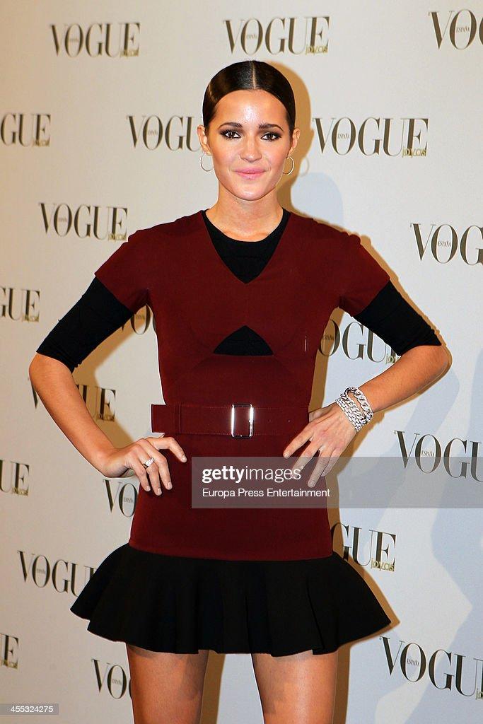 Malena Costa attends Vogue Joyas 2013 Awards on December 11 2013 in Madrid Spain