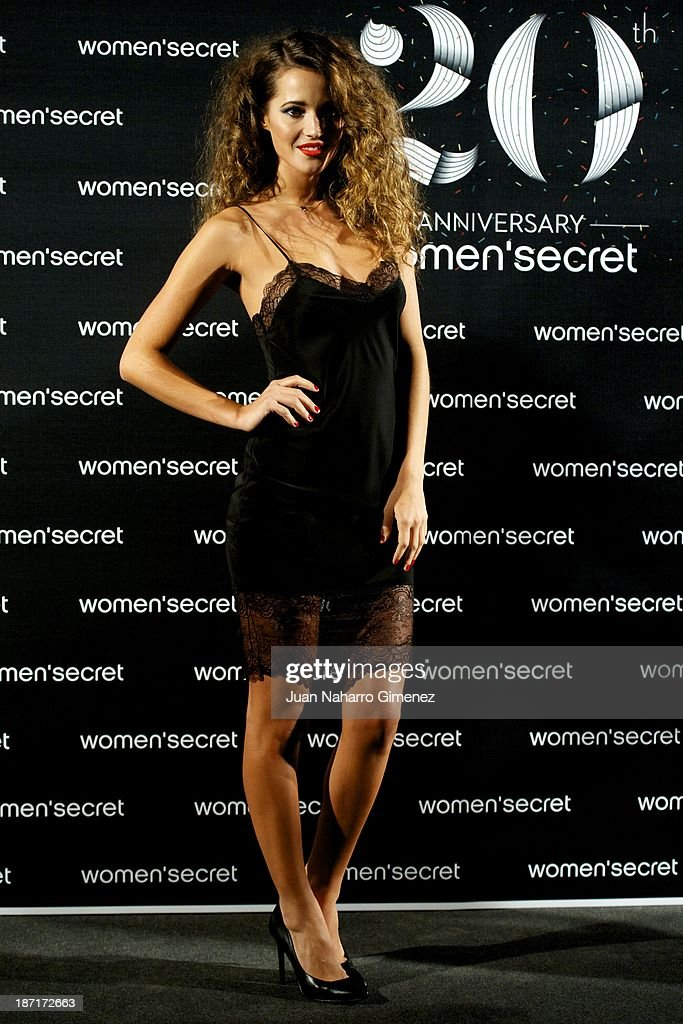 <a gi-track='captionPersonalityLinkClicked' href=/galleries/search?phrase=Malena+Costa&family=editorial&specificpeople=5723369 ng-click='$event.stopPropagation()'>Malena Costa</a> attends Women'secret New Collection presentation 20th anniversary at Botanic Garden on November 6, 2013 in Madrid, Spain.