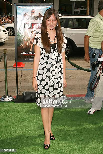 Malese Jow during 'The Ant Bully' Los Angeles Premiere Arrivals at Grauman's Chinese Theater in Hollywood California United States