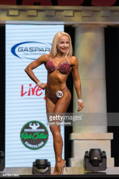 Girl amateur bodybuilding championships this