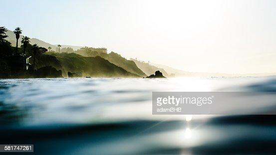 Malibu Coast, California, USA