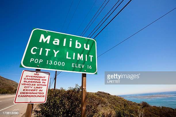 Panneau de Malibu