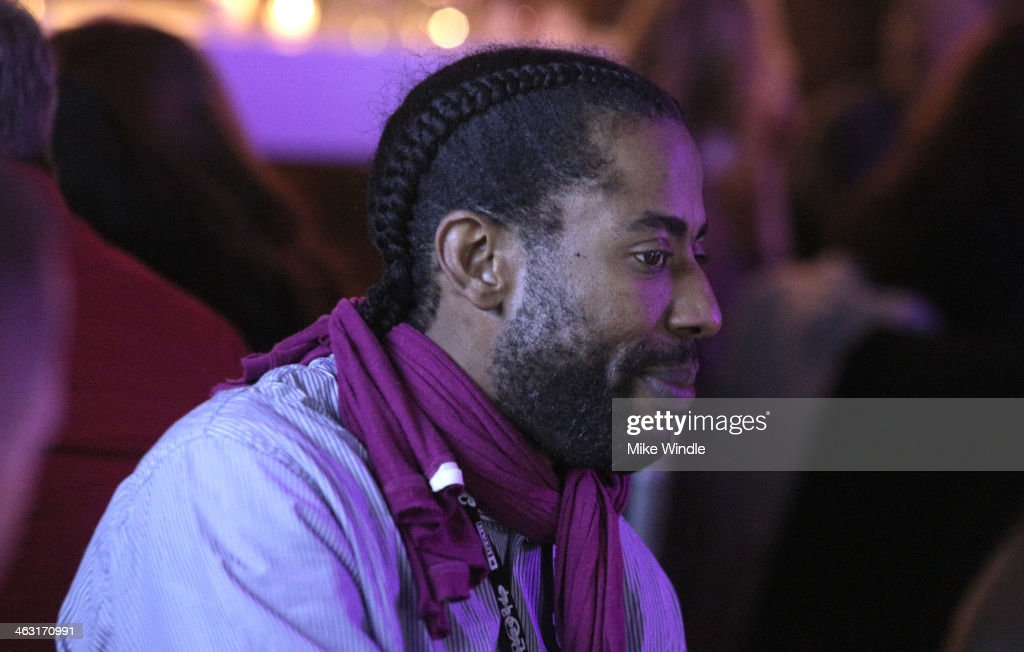 Malik Vitthal attends An Artist at the Table: Dinner Program during the 2014 Sundance Film Festival at Stein Eriksen Lodge on January 16, 2014 in Park City, Utah.