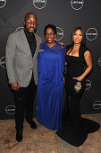 """The Cast And Producers From Lifetime""""s Film,""""Faith..."""