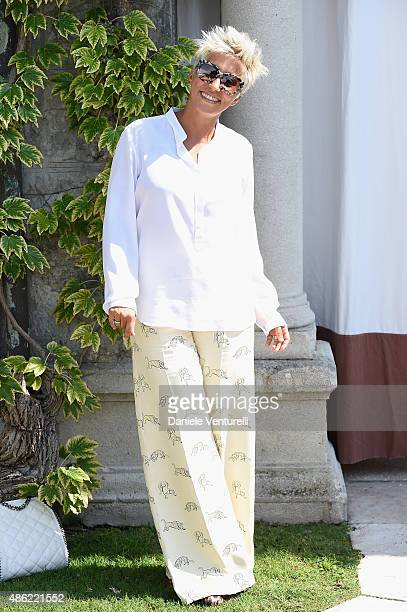 Malika Ayane is seen on day 1 of the 72nd Venice Film Festival on September 2 2015 in Venice Italy