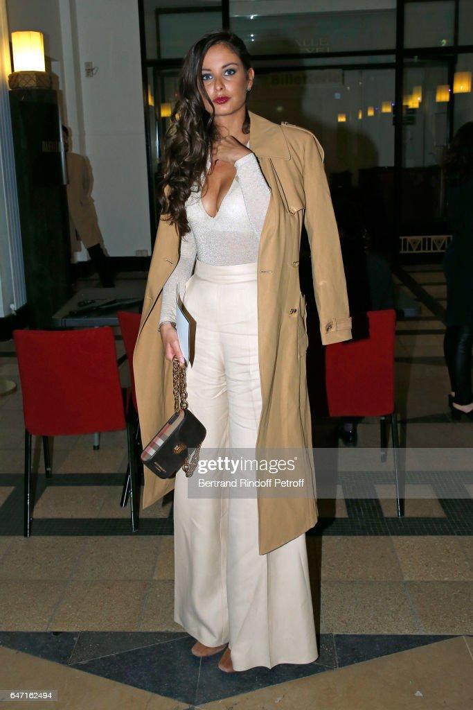 Alexis Mabille : Front Row  - Paris Fashion Week Womenswear Fall/Winter 2017/2018