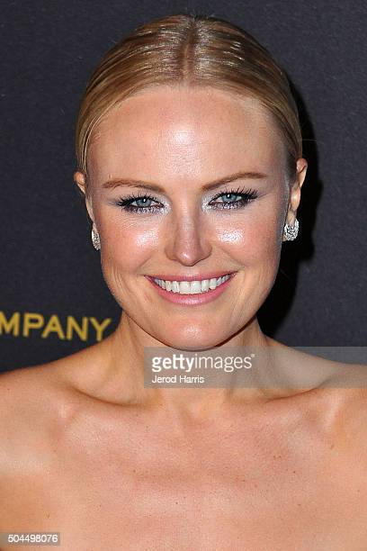 Malin Akerman arrives at the 2016 Weinstein Company and Netflix Golden Globes After Party on January 10 2016 in Los Angeles California