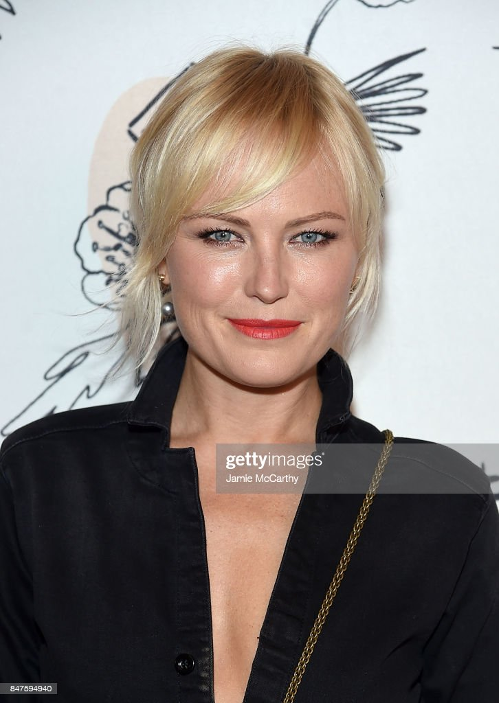 Malin Akerman attends Lenny 2nd Anniversary Party at The Jane Hotel on September 15, 2017 in New York City.