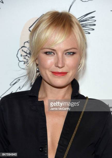 Malin Akerman attends Lenny 2nd Anniversary Party at The Jane Hotel on September 15 2017 in New York City