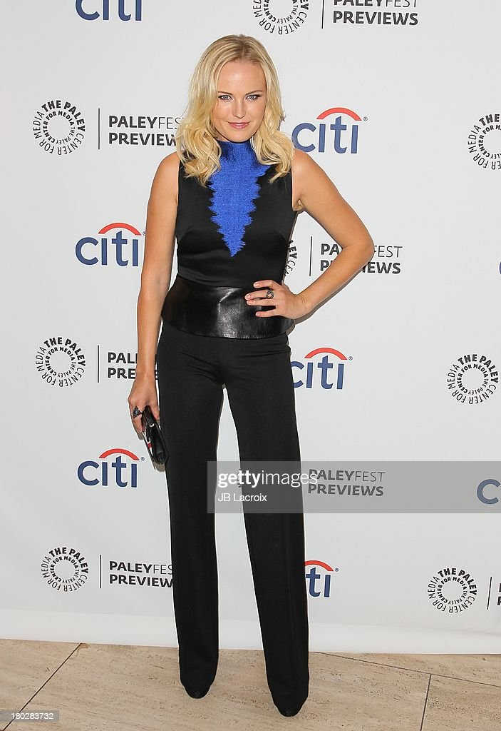 <a gi-track='captionPersonalityLinkClicked' href=/galleries/search?phrase=Malin+Akerman&family=editorial&specificpeople=598245 ng-click='$event.stopPropagation()'>Malin Akerman</a> attends the 2013 PaleyFestPreviews: Fall TV - ABC held at The Paley Center for Media on September 10, 2013 in Beverly Hills, California.