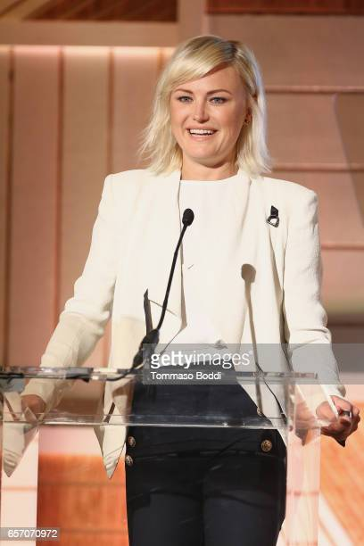 Malin Akerman attends the EMA Impact Summit held at the Montage Beverly Hills on March 23 2017 in Beverly Hills California