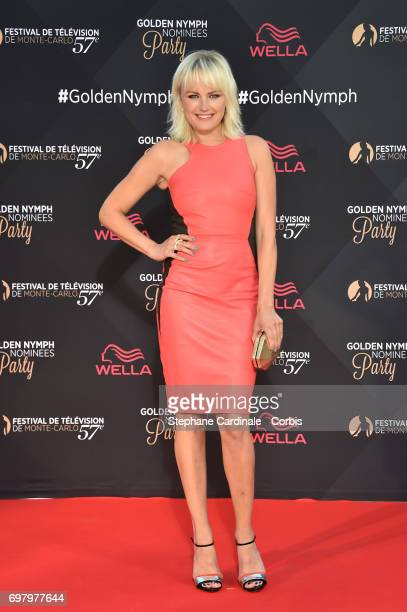 Malin Akerman attends the Golden Nymph Nominees Party at the MonteCarlo Bay Hotel on June 19 2017 in MonteCarlo Monaco