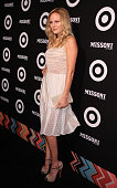 Malin Akerman attends the Missoni for Target Private Launch Event on September 7 2011 in New York City
