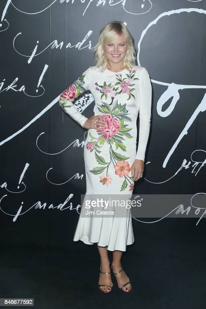 Malin Akerman attends The New York premeire of 'mother' at Radio City Music Hall on September 13 2017 in New York City