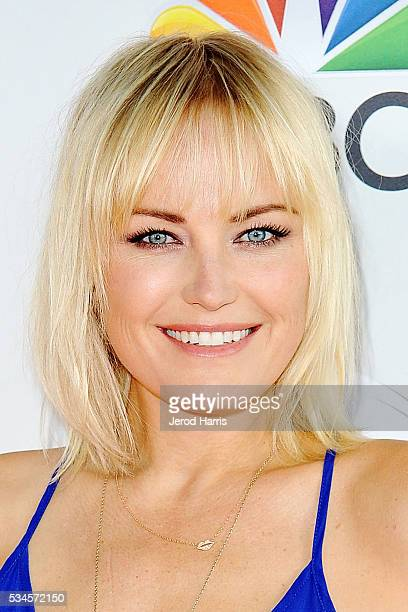 Malin Akerman attends the Red Nose Day Special on NBC at Alfred Hitchcock Theater at Universal Studios on May 26 2016 in Universal City California