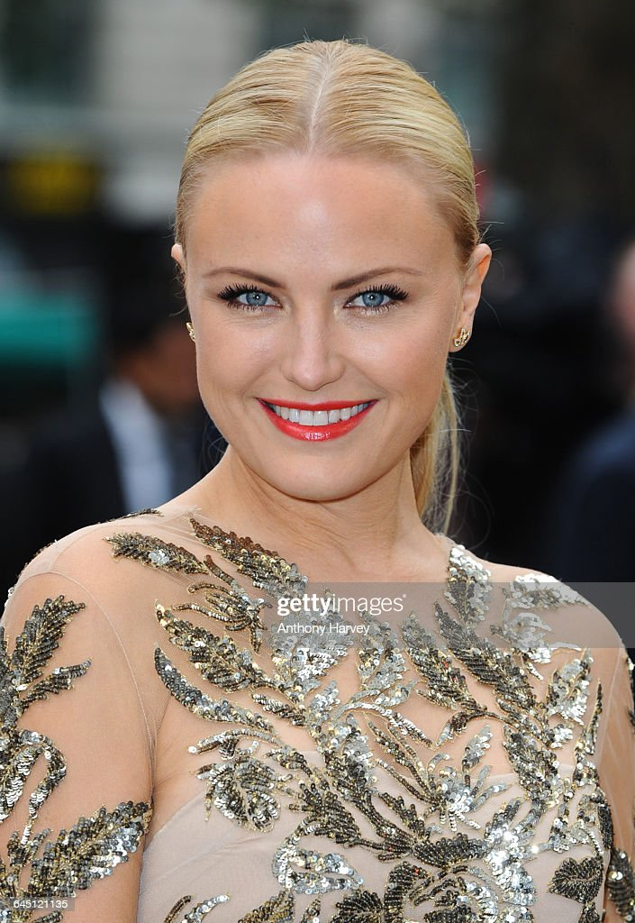 Malin Akerman attends the Rock of Ages Premiere on June 10 2012 at the Odeon Cinema in London