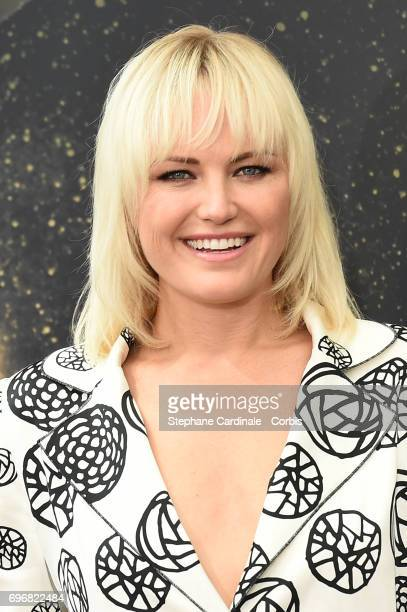 Malin Akerman from TV Show Billions poses for a Photocall during the 57th Monte Carlo TV Festival Day Two on June 17 2017 in MonteCarlo Monaco