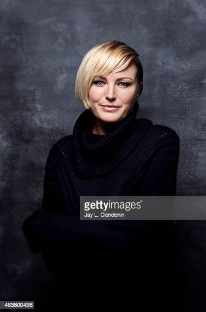 Malin Akerman is photographed for Los Angeles Times on January 24 2015 in Park City Utah PUBLISHED IMAGE CREDIT MUST READ Jay L Clendenin/Los Angeles...