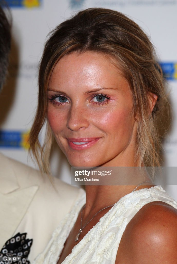 Malin Jeffries attends the annual Raisa Gorbachev Foundation Party at Stud House, Hampton Court on June 5, 2010 in London, England.