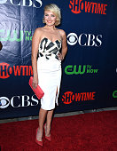 Malin kerman arrives at the CBS CW And Showtime 2015 Summer TCA Party at Pacific Design Center on August 10 2015 in West Hollywood California
