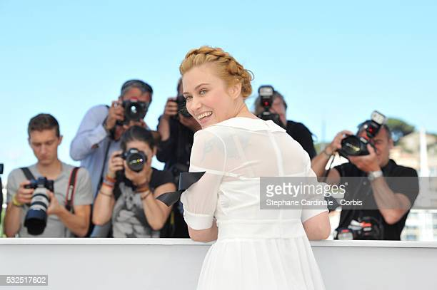 Malina Manovici attends the 'Graduation ' Photocall during the 69th annual Cannes Film Festival at the Palais des Festivals on May 19 2016 in Cannes...