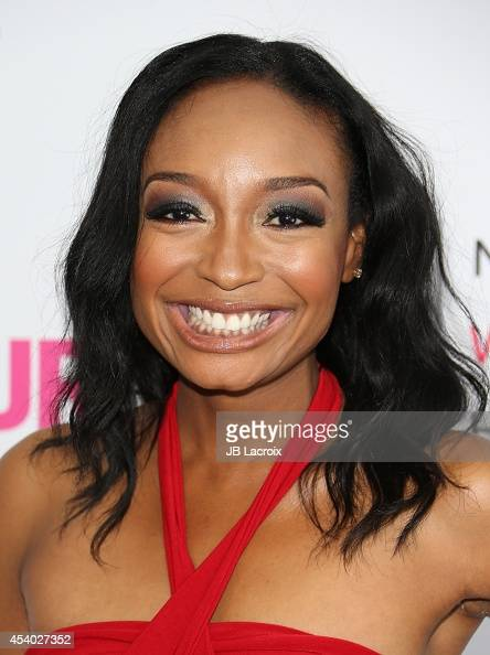Malina Moye attends the 3rd Annual Women Making History Brunch presented by the National Women's History Museum and Glamour Magazine at the Skirball...