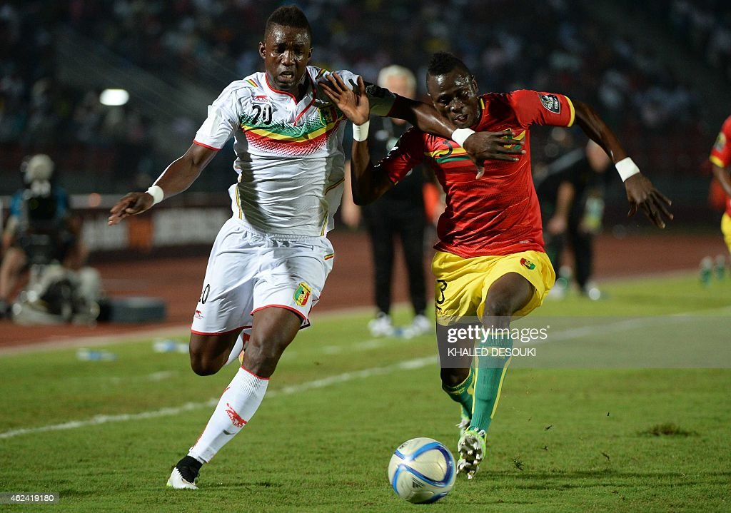 Mali v Guinea - 2015 Africa Cup of Nations: Group D