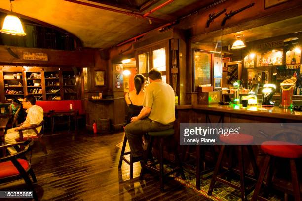 O'Malley's Bar in French Concession.