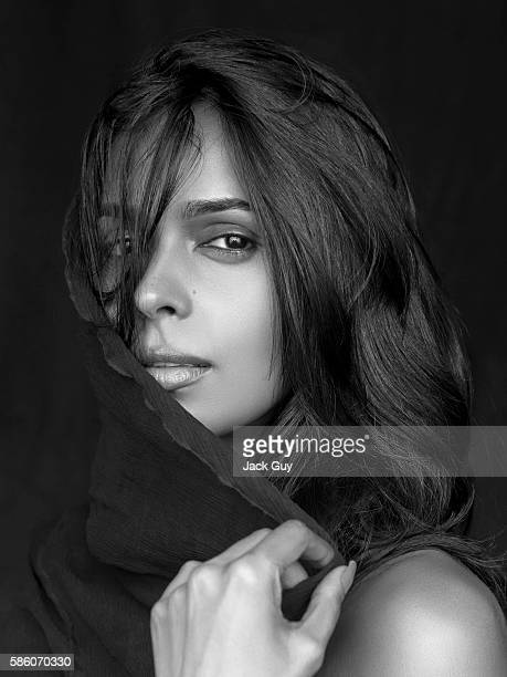 Mallika Sherawat is photographed on April 21 2012 in Los Angeles California