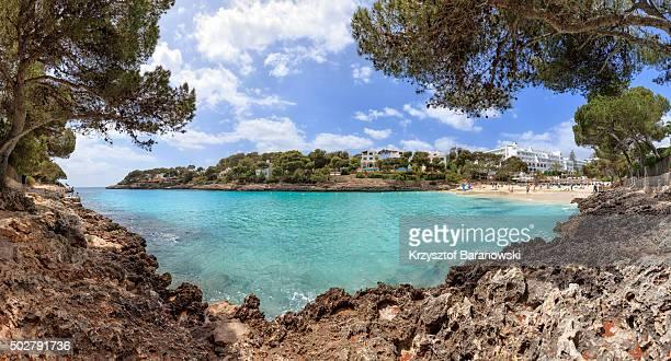 Mallorca Cala Gran Panorama