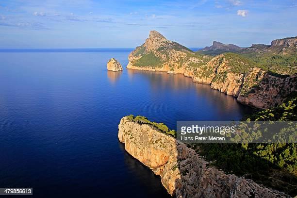 Mallorca, Cap de Formentor, Spain