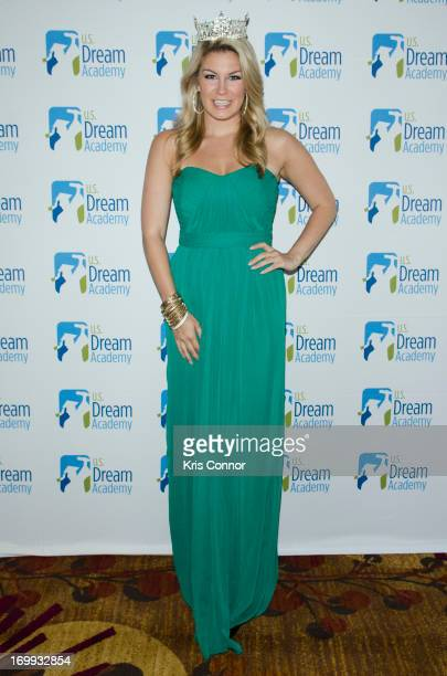 Mallory Hagan poses for photo during the US Dream Academy '2013 Power of A Dream Gala' on June 4 2013 in Washington United States
