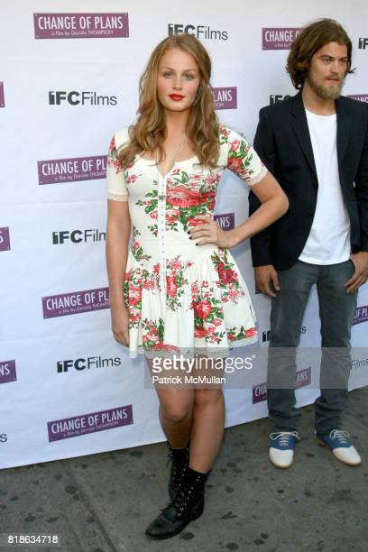 Mallory June attends The New York Premiere of 'CHANGE OF PLANS' at IFC Center on June 8 2010 in New York City