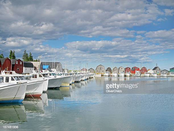 Malpeque harbour, Prince Edward Island, Canada