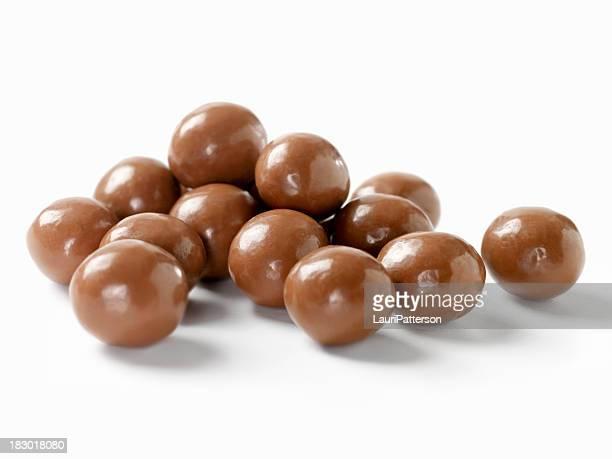 Riempito di malto cioccolato caramelle