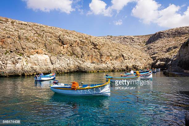 Malta Blue Grotto Harbour