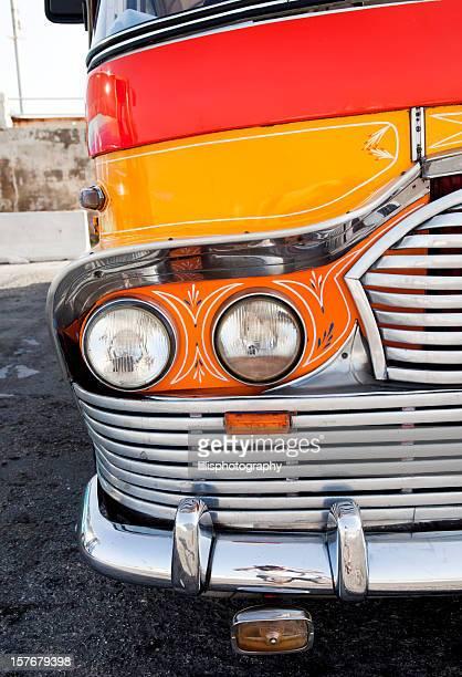 Malta Bus Detail