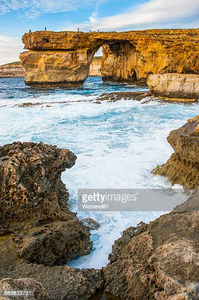 Malta, Gozo, Natural Arch, Azure Window