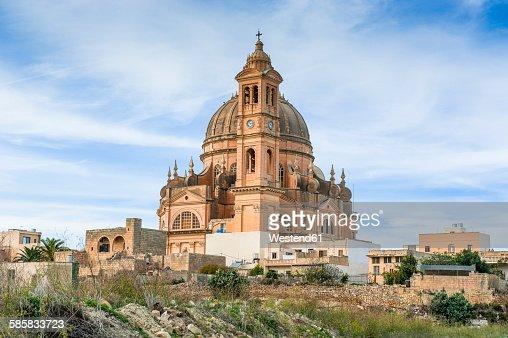Malta, Xewkija, San Gwan Basilica