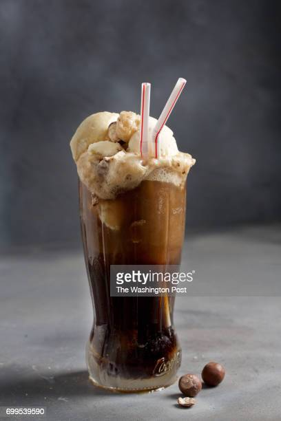 WASHINGTON DC Malted Root Beer Float photographed in Washington DC