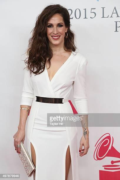 Malu attends 2015 Latin GRAMMY's Person Of The Year honoring Roberto Carlos at Mandalay Bay on November 18 2015 in Las Vegas Nevada
