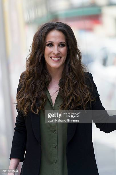 Malu attends 'Malu Ni Un Paso Atras' photocall at Ocho y Medio store on May 17 2016 in Madrid Spain