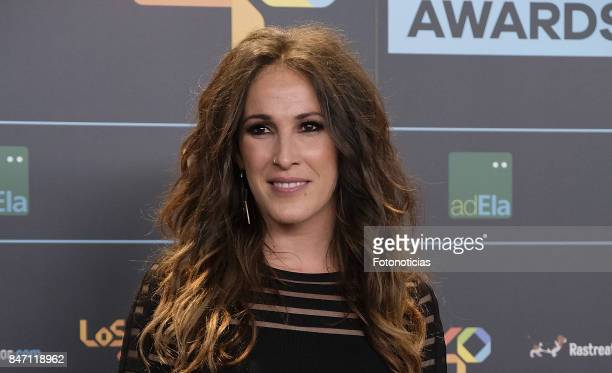 Malu attends the 40 Principales Awards Nominated Dinner at the Florida Retiro on September 14 2017 in Madrid Spain