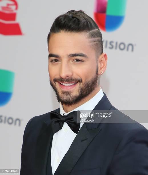 Maluma attends the 18th Annual Latin Grammy Awards on November 16 2017 in Las Vegas Nevada