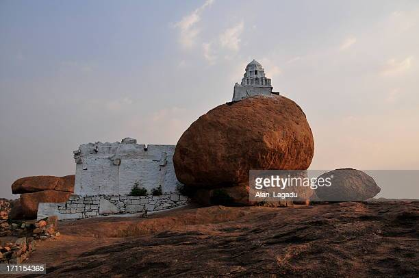 Malyavantha Ragunatha temple,Hampi,Karnataka,India.