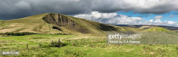 Mam Tor, Peak District national park, Derbyshire, England